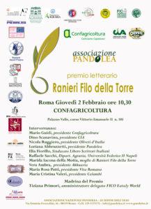 Invito_Premio Ranieri Filo della Torre
