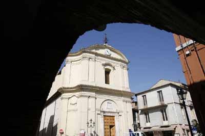 Bisenti (Te), chiesa madre di Santa Maria degli Angeli